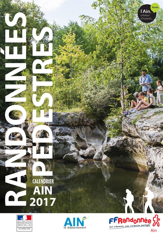 Calendrier Des Randonnees Pedestres Dans Lain 2020.Calendrier 2017 Site Officiel Ffrandonnee Ain