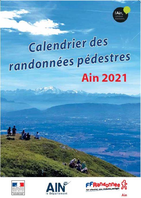 Calendrier Randonnée Saone Et Loire 2022 Calendrier des randonnées   Site officiel FFRandonnée Ain