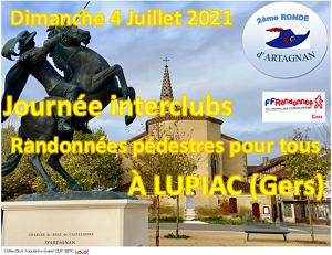 2ème ronde d'Artagnan à Lupiac