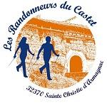 SAINTE CHRISTIE D'ARMAGNAC : LES RANDONNEURS DU CASTET