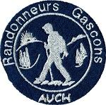 AUCH : LES RANDONNEURS GASCONS