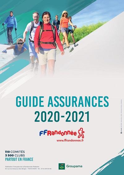 FFRandonnée - Guide des assurances