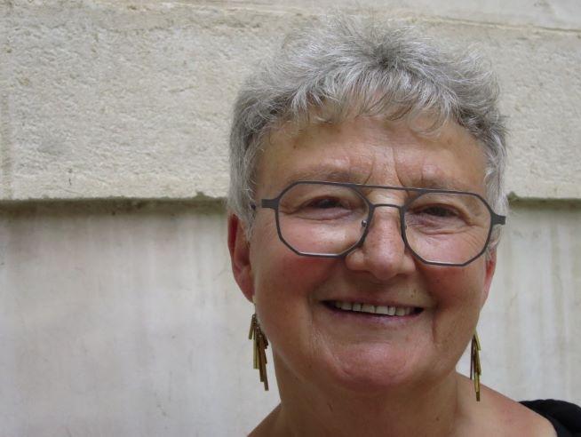 Brigitte SOULARY Présidente de la FFRandonnée