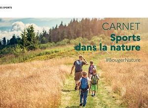 Ministère des sports guide « Sport dans la nature »