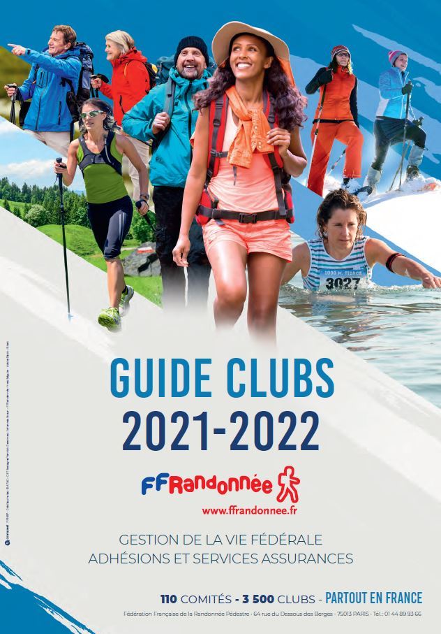 Guide Clubs 2021-2022