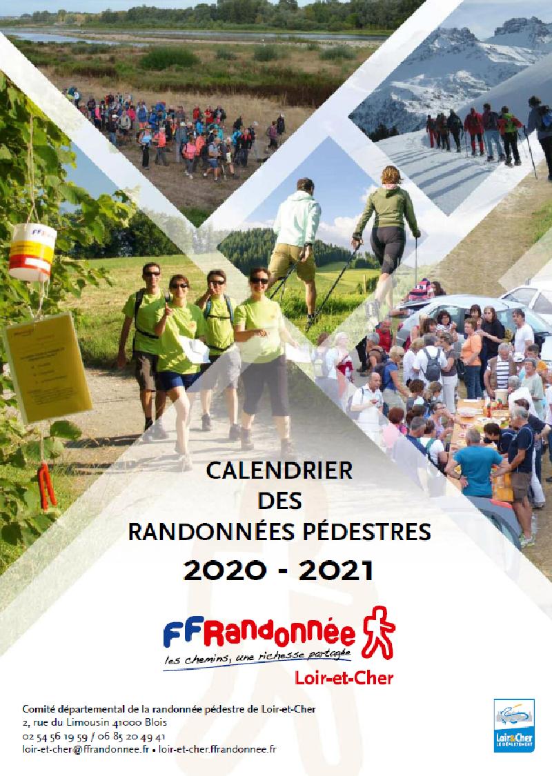 Les calendriers des randonnées organisées   Fédération Française