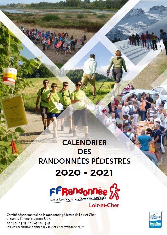 Calendrier Randonnée Pédestre 2021 Calendrier des randonnées 2020 2021   Fédération Française de