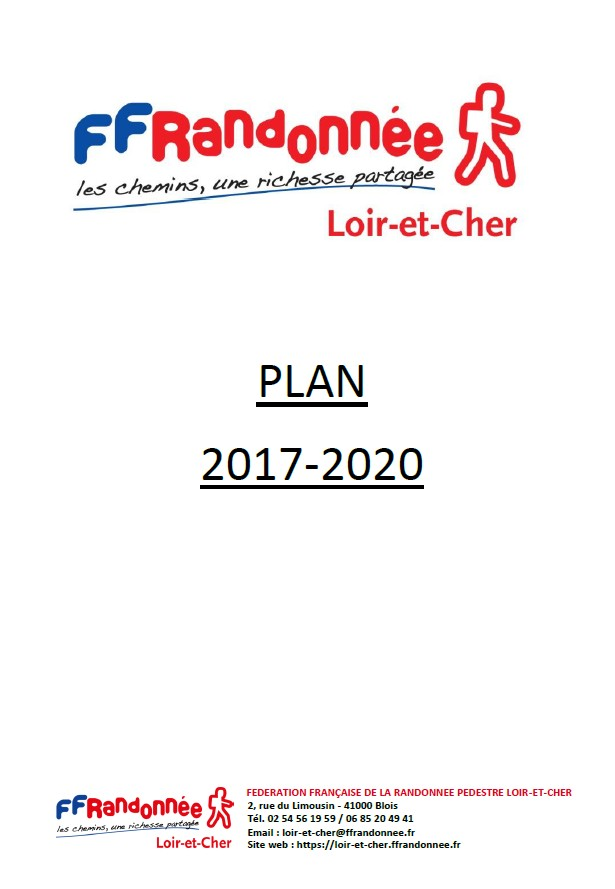 Plan d'action 2017-2021 CDRP 41