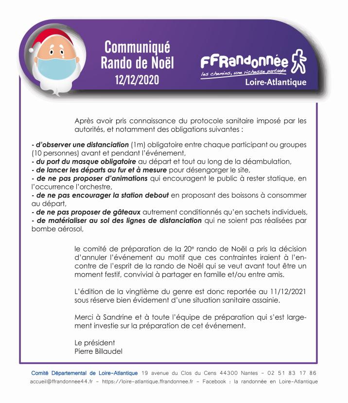 Calendrier Randonnée Pédestre Sarthe 2021 Calendriers   Comité départemental de la Randonnée Pédestre Loire