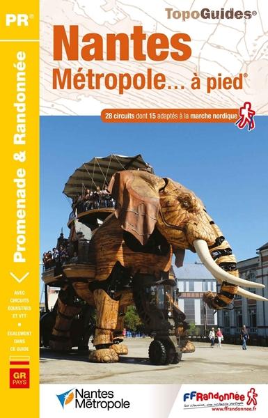 Nantes Métropole et ses environs... à pied®