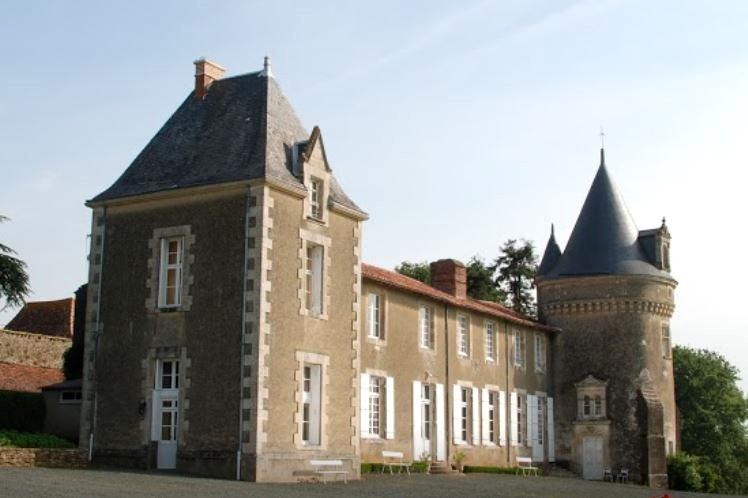 Le château de Ponsay