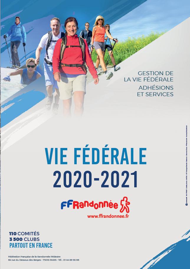 Randonnée Pédestre 44 Calendrier 2021 Guide Vie Fédérale   Comité Départemental de la Randonnée Pédestre