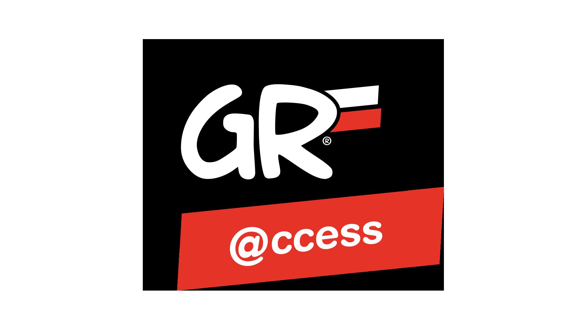 Gr access logo