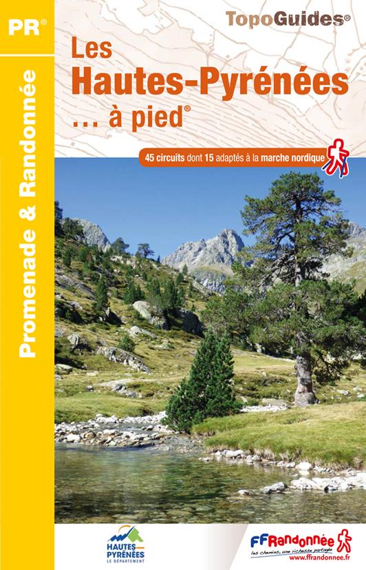 Les Topo Guides Ffrandonnee Hautes Pyrenees