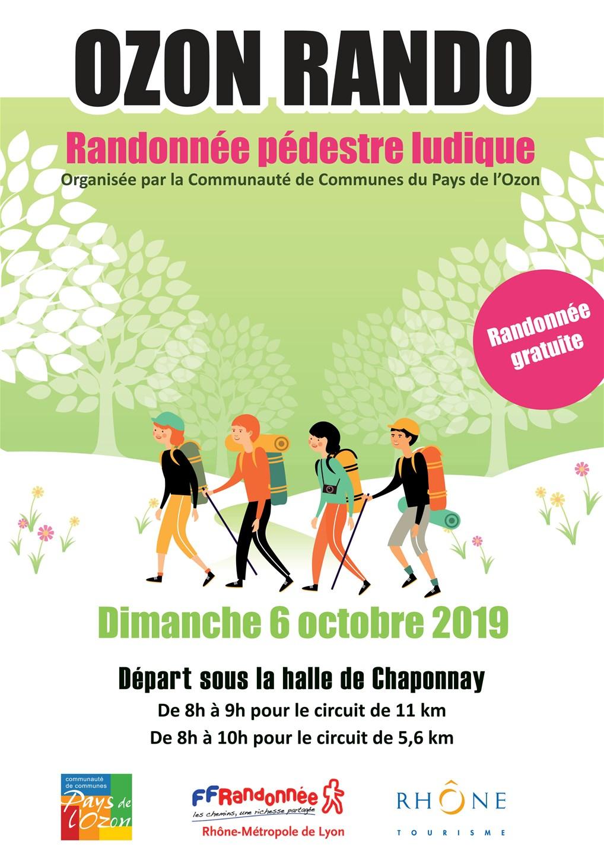 Flyer Ozon Rando 2019 Chaponnay