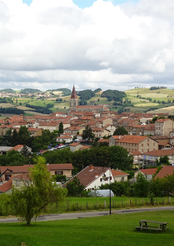 Monts du Lyonnais Saint-Martin-en-Haut
