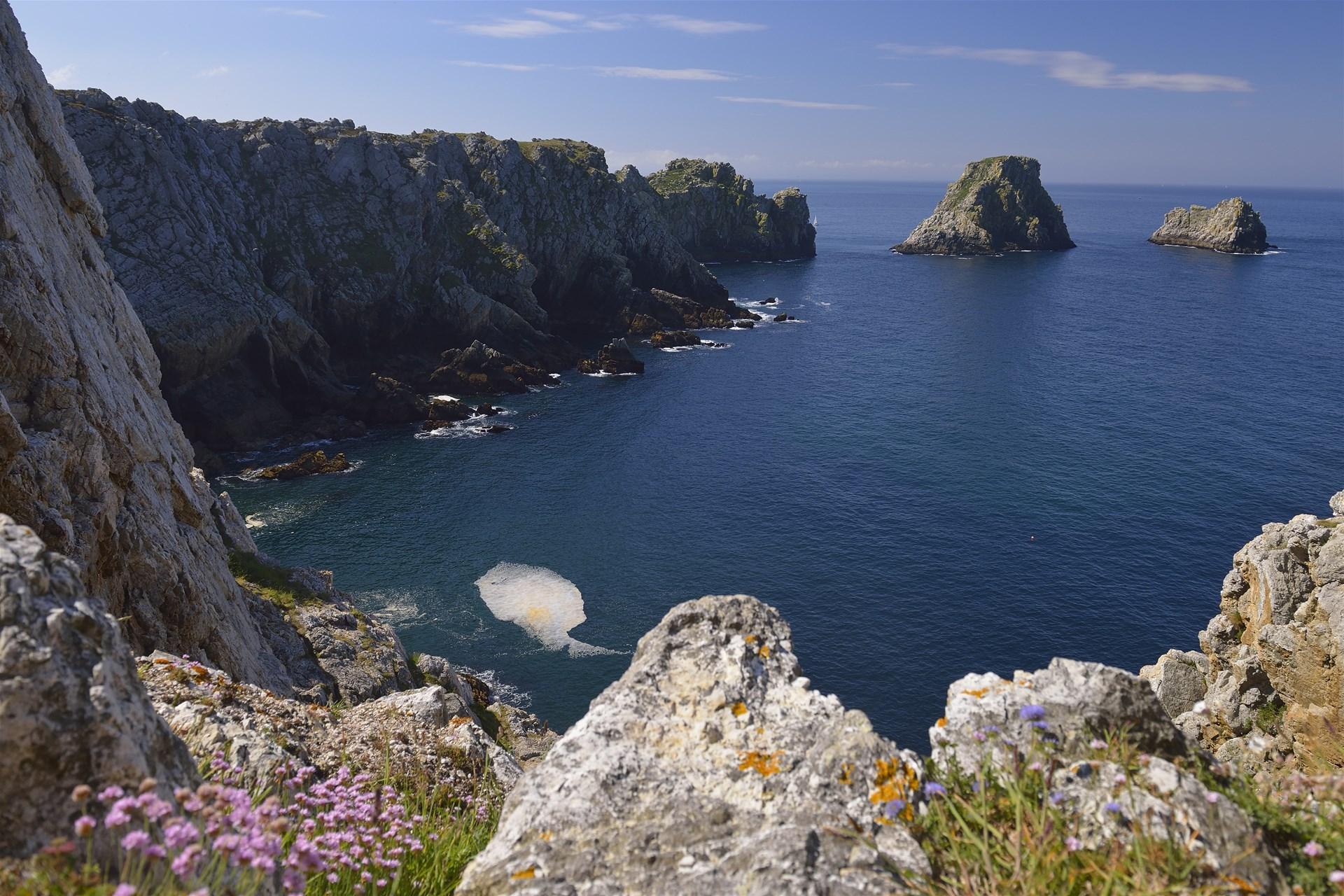 GR 34 - Crozon - Finistère - Pointe de Pen Hir - Camaret