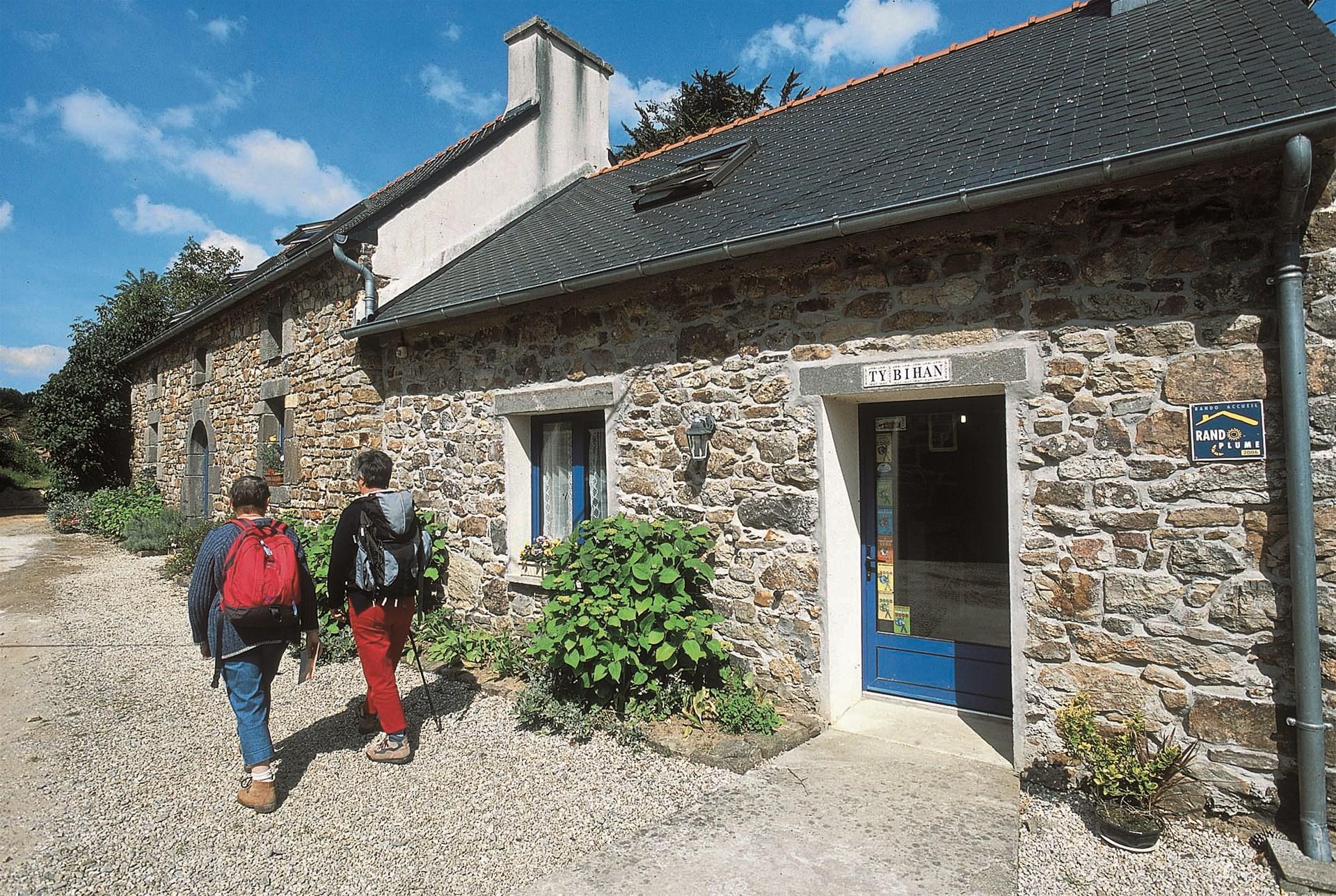 FFRandonnée - GR34 - Randonner - Bretagne - itinérance - séjour rando - hébergement
