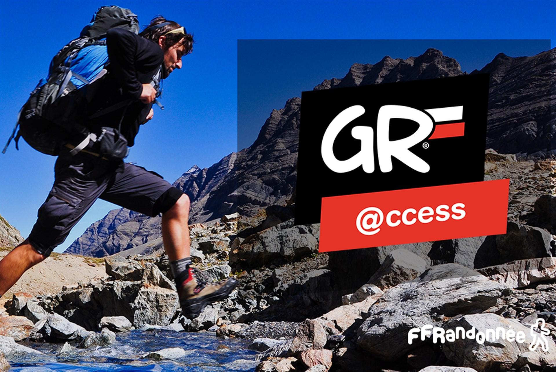 FFRandonnée - GR - GR34 - mongr.fr - GRaccess - randonnée itinérante