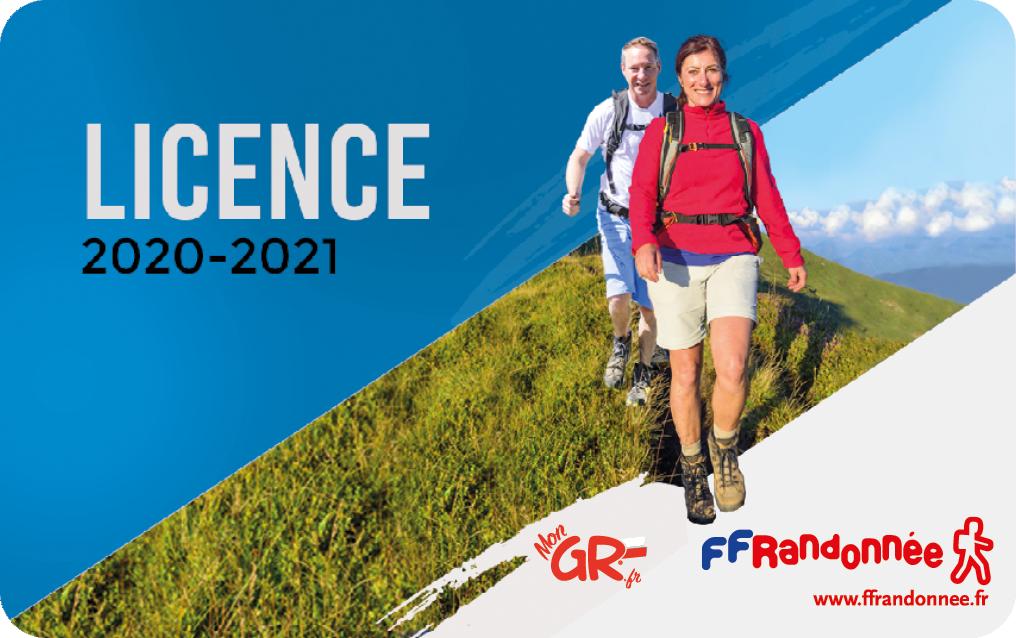 FFRandonnée - adhésion - licence - rejoignez-nous - club