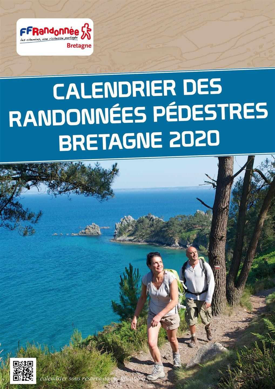 FFRandonnée Bretagne - publications - randonnée - calendrier