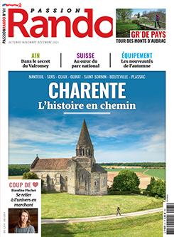 FFRandonnée - Passion Rando - Magazine - Randonnée - GR34