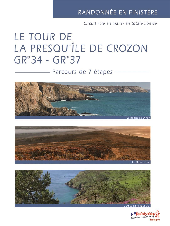 FFRandonnée Bretagne - publications - itinéraire - charte du randonneur - GR34