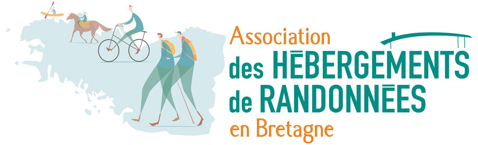 FFRandonnée - partenaires - association des hébergements de randonnées en Bretagne