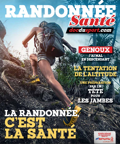 FFRandonnée - Rando Santé - randonner - Sport sur ordonnance