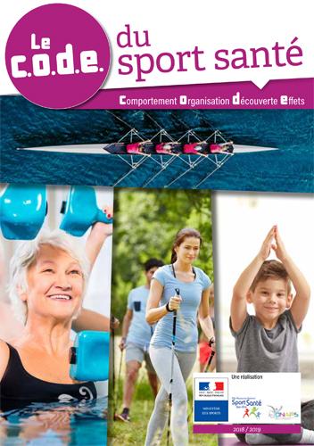 FFRandonnée - code sport santé - rando santé