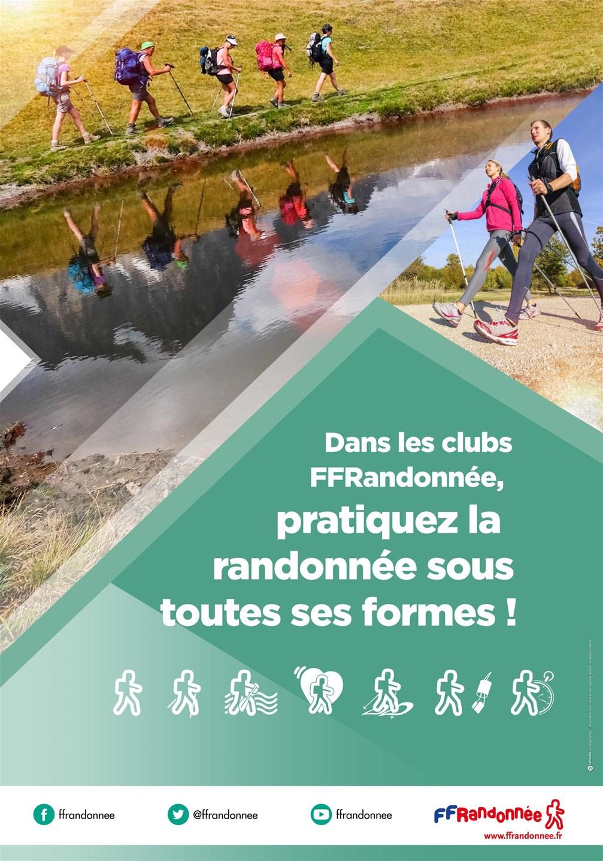 FFRandonnée - club - association - Bretagne - randonnée - marche nordique - longe côte - marche aquatique