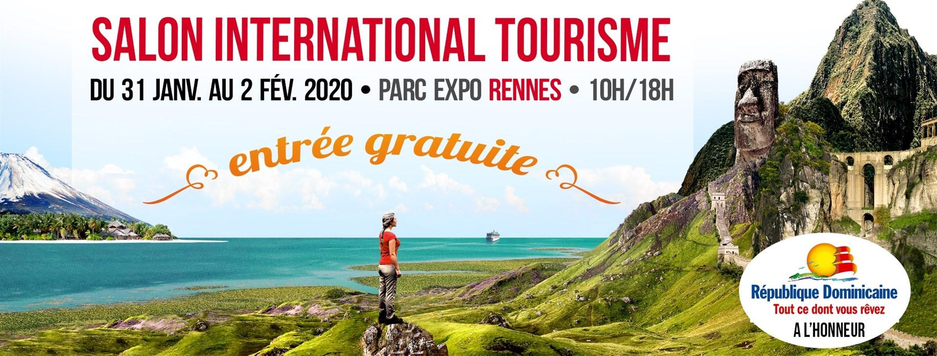 FFRandonnée Salon International du Tourisme Rennes 2020
