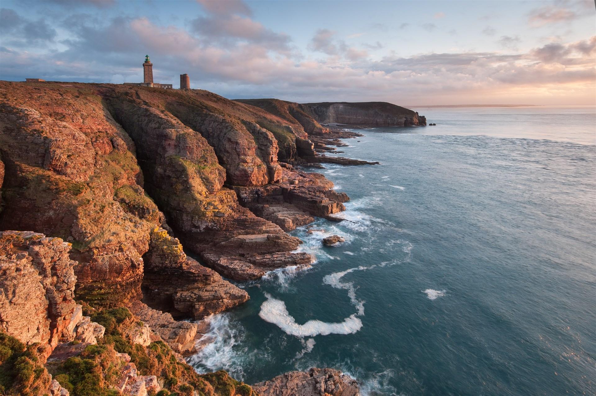 FFRandonnée - Bretagne - Destinations Touristiques - randonnée - baie de st brieuc - cap fréhel