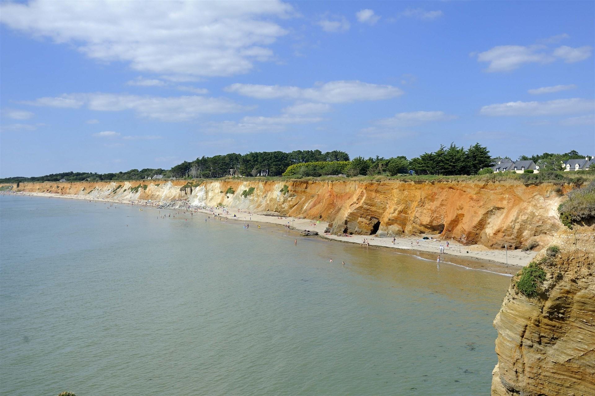 FFRandonnée - Bretagne - Destinations Touristiques - randonnée - bretagne loire océan