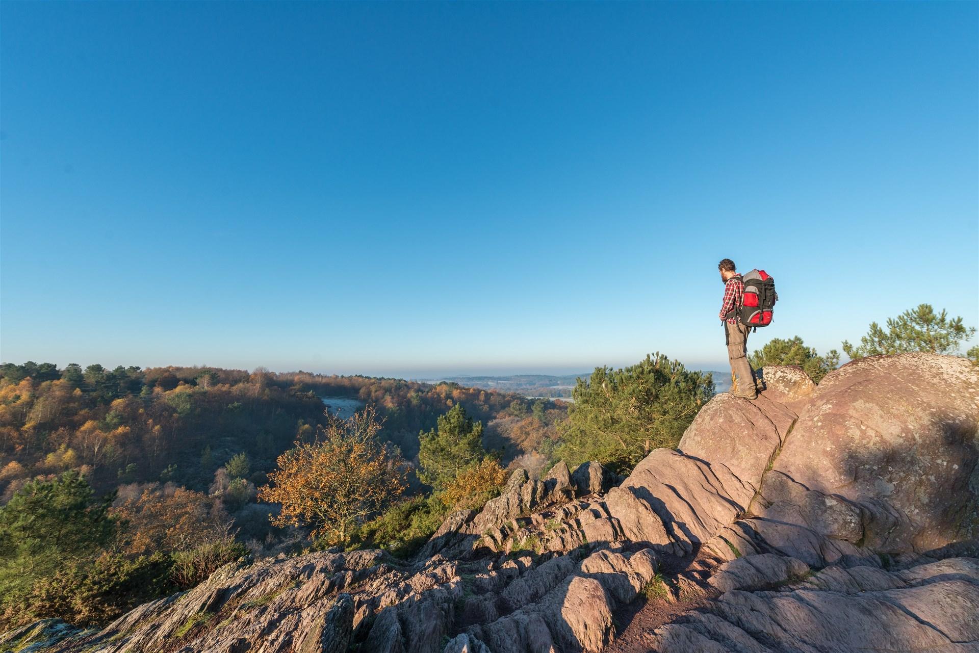 FFRandonnée - Bretagne - Destinations Touristiques - randonnée - Brocéliande