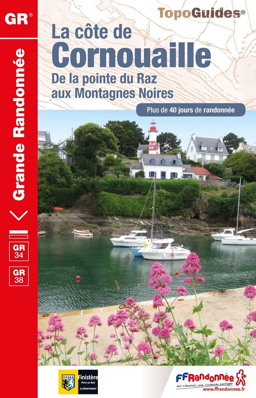 Topoguide - FFRandonnée - Cornouaille - Randonnée