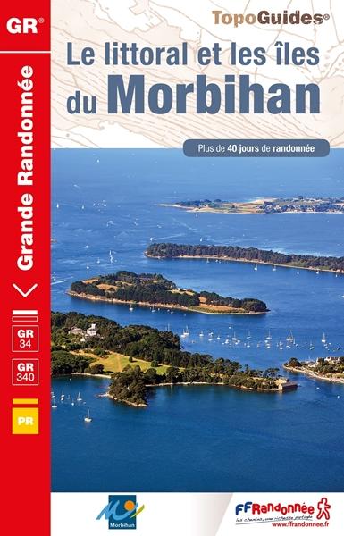 Topoguide - FFRandonnée - GR34 - Morbihan - Randonnée