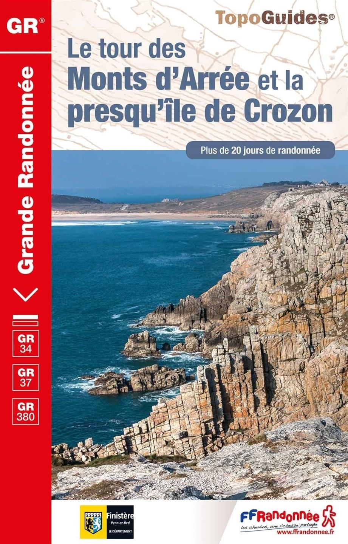 Topoguide - FFRandonnée - GR34 - Bretagbe - Crozon