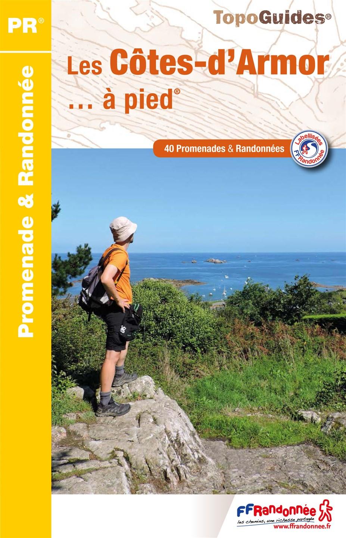 FFRandonnée - topoguide - GR 34 - Côtes d'Armor - Cap Fréhel - Côte de Granit Rose