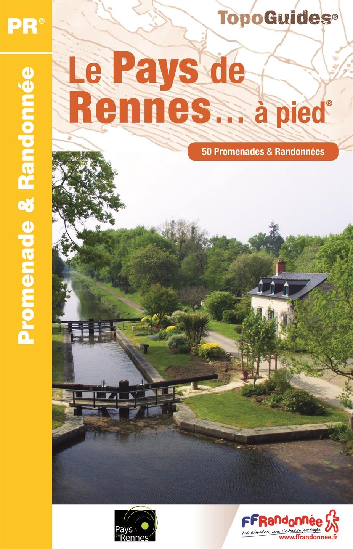 Topoguide - FFRandonnée - Pays de Rennes - Randonnée
