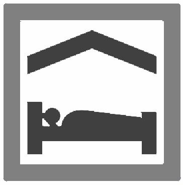 Logo hébergement
