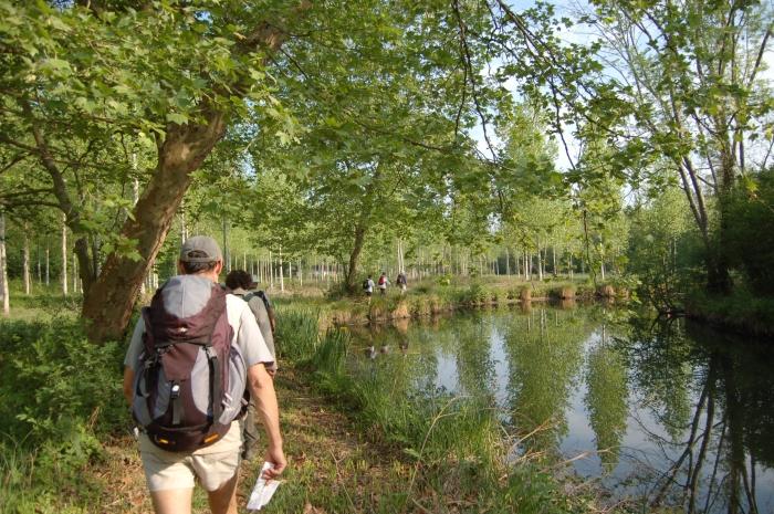 Randonnée en Centre-Val de Loire