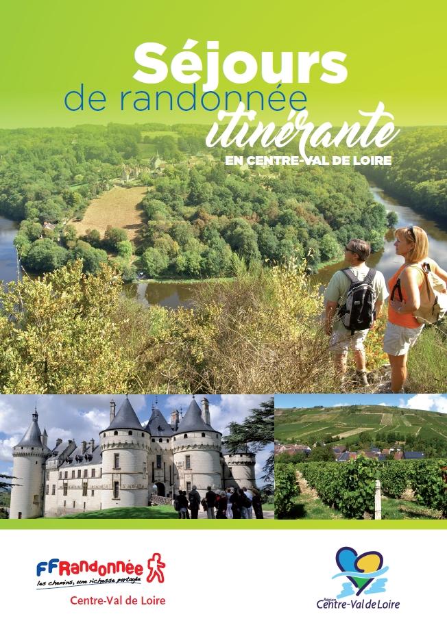 Brochure séjours de randonnée itinérante