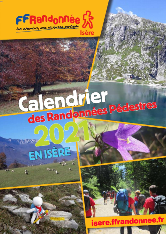 Randonnée Pédestre Loire 42 Calendrier 2022 Calendrier des randonnées 2021   FFRandonnée Auvergne Rhône Alpes