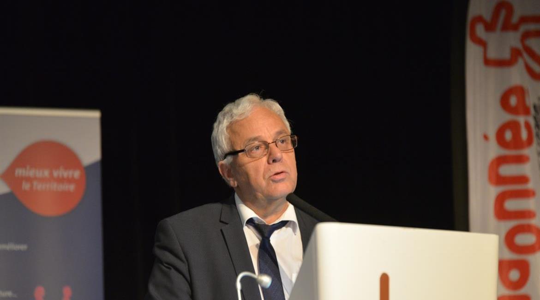 RANDONNÉE : Le président de la FFRandonnée réélu