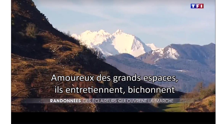 BALISAGE : Les baliseurs des Hautes-Pyrénées filmés en pleine action !