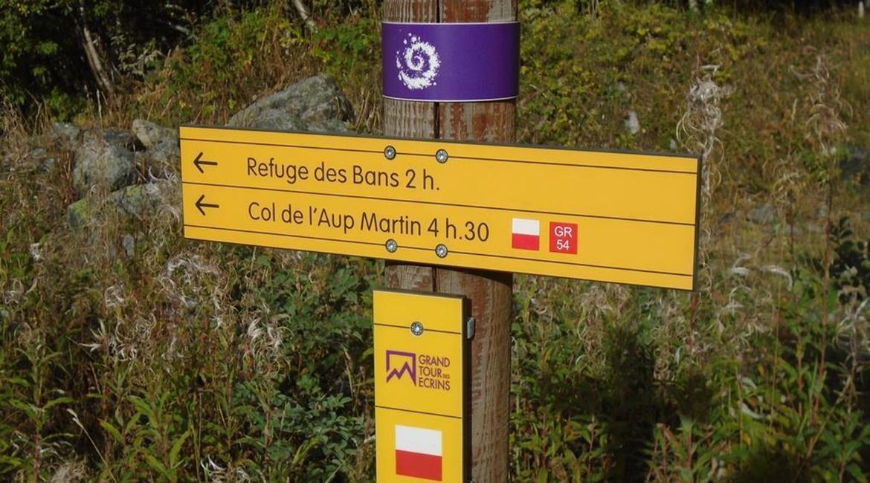 ALPES : Le GR® 54 Tour de l'Oisans et des Écrins