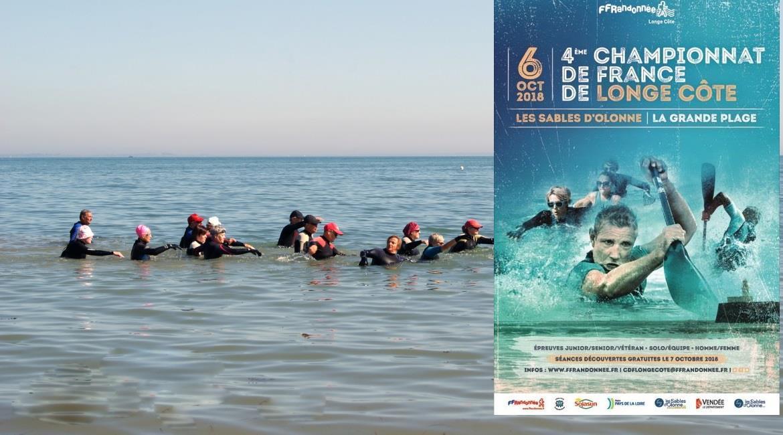 SABLES D'OLONNE (Vendée) : 4ème Championnat de France de Longe Côte
