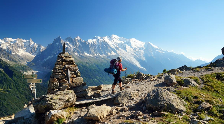 Des conseils pour bien manger en randonnée