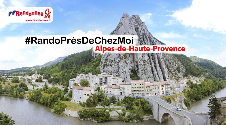 Trouver des idées rando dans les Alpes-de-Haute-Provence